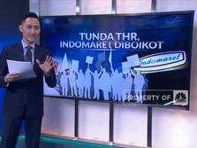 Tunda THR, Indomaret Diboikot