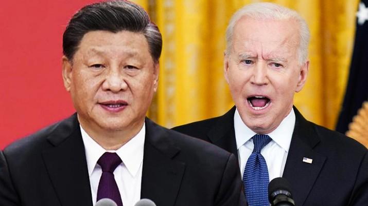 Xi Jinping & Joe Biden