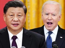 Geger Dunia! Tiba-tiba Xi Jinping Teleponan dengan Biden