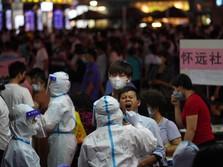 China Bikin Fasilitas Karantina Raksasa, 5.000 Ruang Isolasi