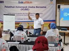 BRIncubator Goes To KUBE, Dorong Pelaku UMKM Melek Digital