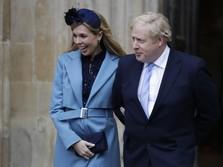 Kabar Bahagia Inggris: Covid Turun & Istri PM Johnson Hamil!