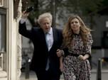 Ketiga Kalinya, PM Inggris Boris Johnson Akhirnya Resmi Nikah