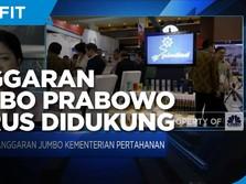 Anggaran Jumbo Prabowo Harus Didukung, Tapi Ada Syaratnya!
