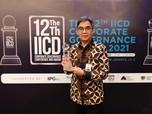 Bank bjb Raih Top 50 Emiten IICD Corporate Governance Award