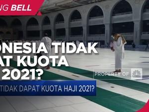 Indonesia Tidak Dapat Kuota Haji 2021?
