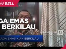 Kasus Covid Naik & Anjloknya Kripto Dorong Reli Harga Emas