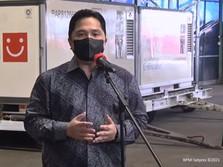 Erick Thohir Bicara Soal Vaksin Made in RI, Kapan Digunakan?