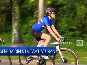 Pesepeda DKI Jakarta, Diminta Taat Aturan