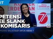 Publik Pertanyakan Kompetensi Abdee Slank Jadi Komisaris