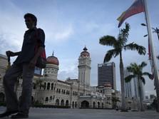 Makin Landai, Malaysia Catat 7.000 Kasus Covid Sehari