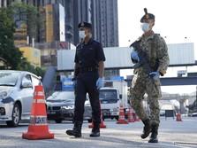 Vaksinasi Lelet, Malaysia Peluang Perpanjang Lockdown Lagi