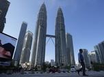 Lockdown Malaysia hingga Eks Dirut Antam Tersanga Korupsi