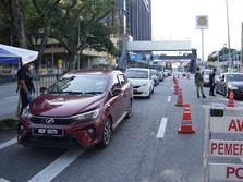 Resmi! Lockdown Nasional Malaysia Diperpanjang Hingga 28 Juni