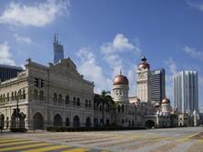 Seperti Ini Hari Pertama Lockdown di Malaysia: Super Sepi!