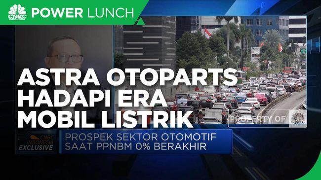AUTO Antisipasi Astra Otoparts Hadapi Era Mobil Listrik