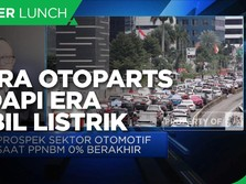 Antisipasi Astra Otoparts Hadapi Era Mobil Listrik