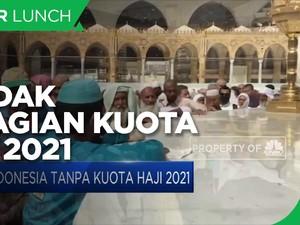 Arab Saudi Tak Beri Indonesia Kuota Haji 2021 Karena Hal Ini