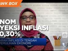 Daya Beli Meningkat, Danareksa Proyeksi Inflasi Mei di 0,30%