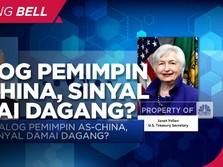 Dialog Pemimpin AS-China, Sinyal Damai Dagang?