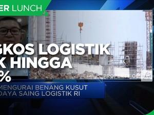 Kontainer Masih Langka, Ongkos Logistik Naik Hingga 300%