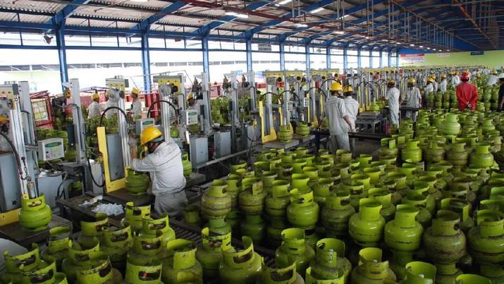 Program OVOO Pertamina, 198 Ribu Outlet LPG Subsidi Hadir di 61 Ribu Desa di Indonesia