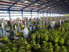 Penjualan LPG Pertamina Semester I 2021 Tembus 4 Juta Ton