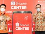 Ridwan Kamil Gandeng Shopee Percepat UMKM Jabar Go Digital