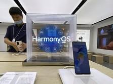 Huawei Rilis HarmonyOS Pengganti Android, Kapan Masuk RI?