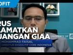 CORE: Pengurangan Komisaris Jurus Selamatkan Keuangan Garuda