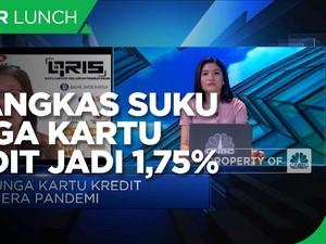 Dorong Konsumsi, BI Pangkas Bunga Kartu Kredit Jadi 1,75%