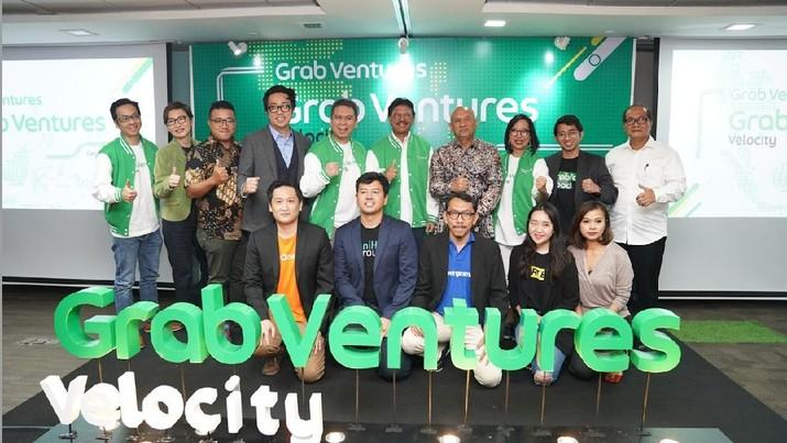 GVV adalah Program sebagai inisiatif Grab untuk membantu akselerasi pertumbuhan start up serta UMKM di Indonesia agar bisa tumbuh dan berdaya saing.