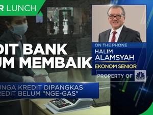 Halim Alamsyah:Risiko Masih Tinggi, Kredit Bank Belum Membaik