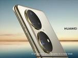 Huawei P50 Dirilis, Pakai HarmonyOS & Tanda Dukungan 5G