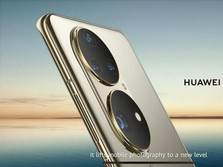Bos Huawei Bocorkan P50 Series, Ponsel Ultra Tipis