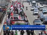 Indonesia Konsisten Dukung Kemerdekaan Palestina