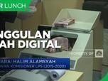 Kata Mantan Bos LPS Soal Risiko & Keunggulan Rupiah Digital