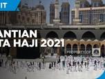 Kemenag Hingga Gaphura Nantikan Kepastian Kuota Haji 2021