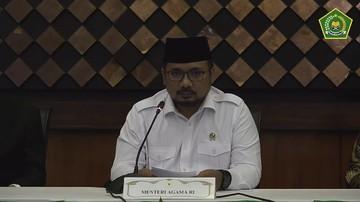 Menag: Idul Adha 1442 H Jatuh Pada 20 Juli 2021 thumbnail