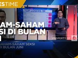 Lirik Saham-Saham Seksi di Bulan Juni
