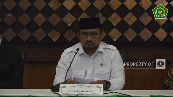 Menteri Agama Pastikan Tak Ada Pemberangkatan Haji 2021 (CNBC Indonesia TV)