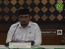 Alasan di Balik Keputusan Menag Batalkan Haji 2021