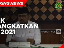 Menteri Agama Pastikan Tak Ada Pemberangkatan Haji 2021