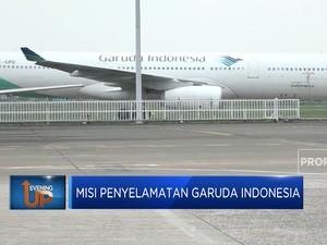 Misi Penyelamatan Garuda Indonesia