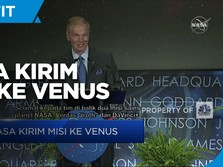 NASA Kirim 2 Misi Ke Planet Venus