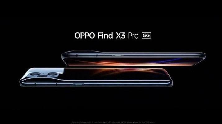 OPPO Find X3 pro (Dok. OPPO)