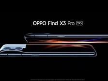 Intip Kecanggihan Oppo Find X3 Pro 5G, HP Seharga Rp 16 Juta
