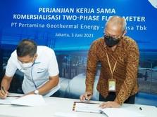 PGE & ELSA Teken MoU untuk Pengembangan Teknologi Geothermal