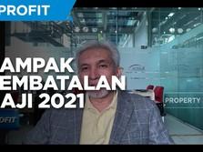 3 Dampak Pembatalan Pemberangkatan Jamaah Haji 2021