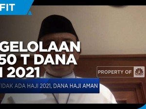 BPKH Pastikan Keamanan Pengelolaan Rp 150 Triliun Dana Haji